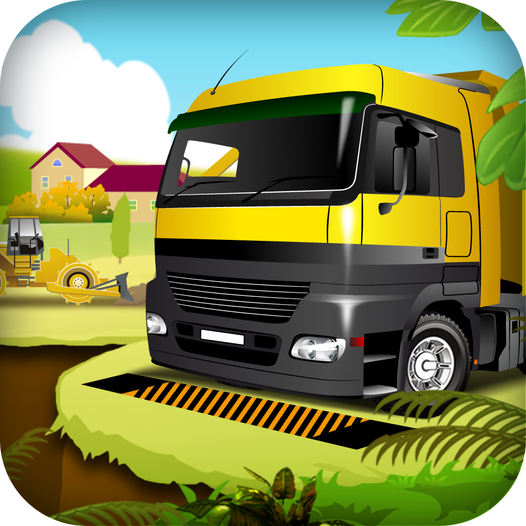 Dump Truck Challenge by Top Game Kingdom
